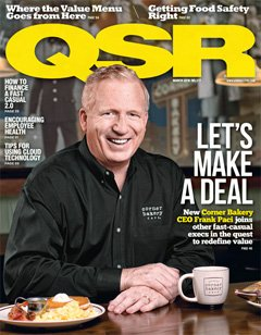 QSR's current cover