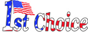 1st Choice Restaurant Equipment & Supply Logo