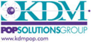 KDM P.O.P. Solutions Group Logo