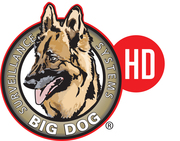 Big Dog Surveillance Systems for QSR Logo
