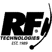 R.F. Technologies, Inc. Logo